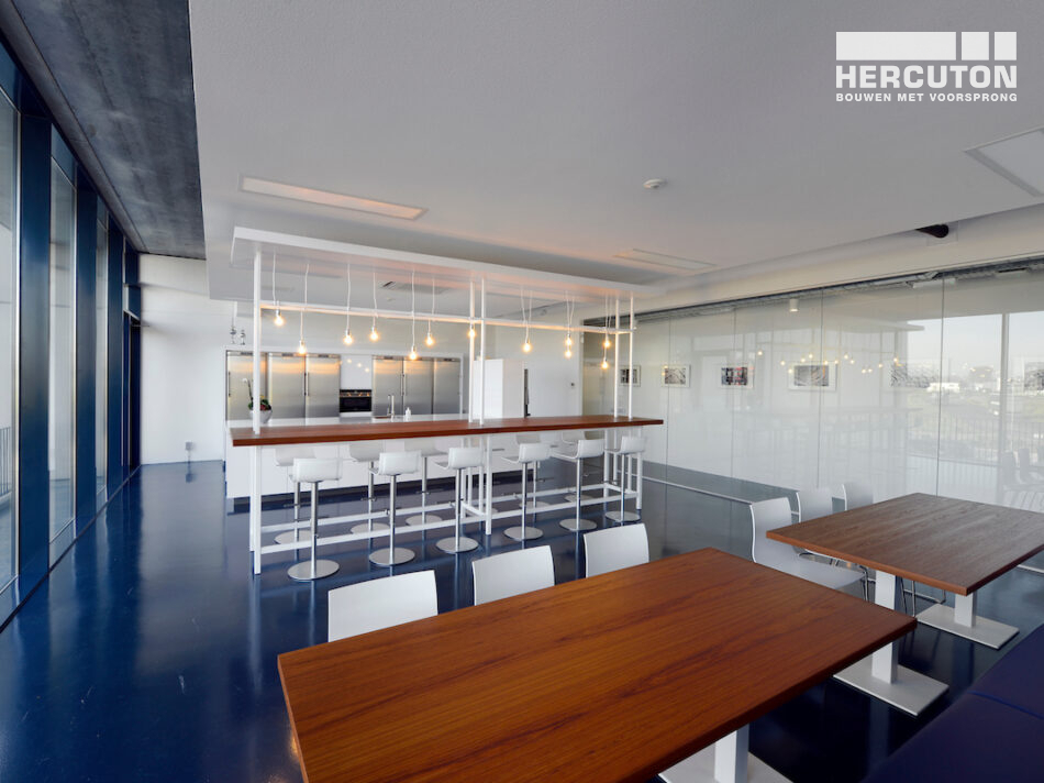 Hercuton realiseert nieuwbouw bedrijfspand Donghua International