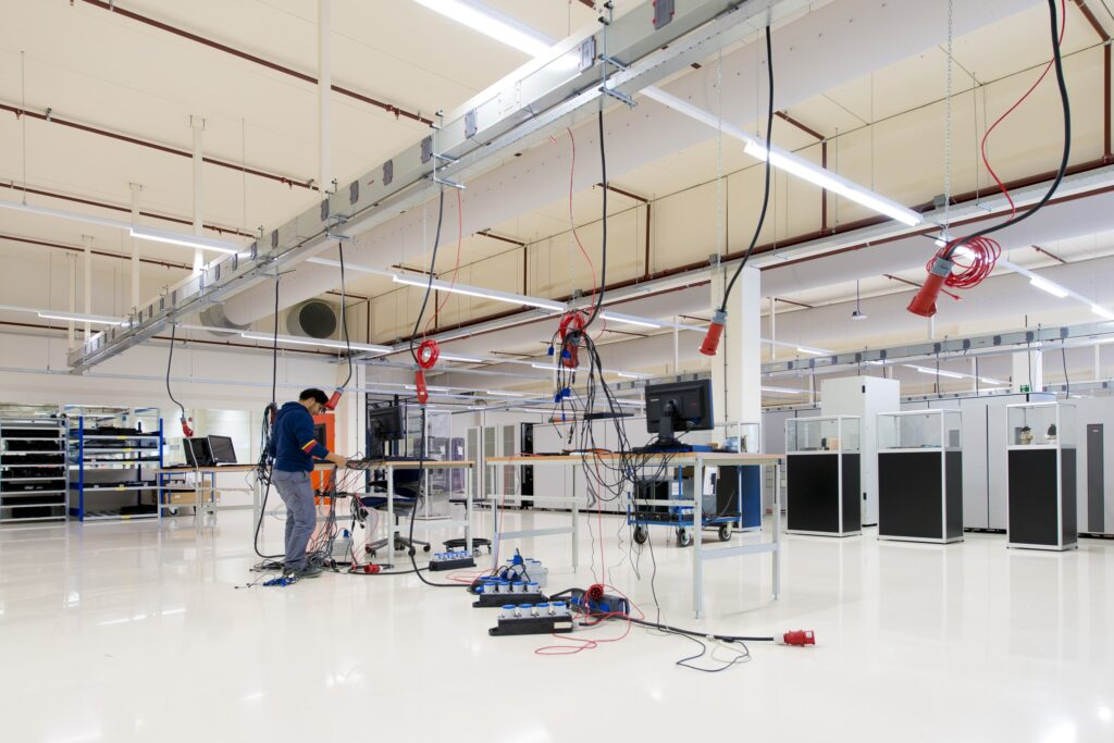Hercuton realiseerde het state-of-the-art EMEA distributiecentrum van Hitachi Vantara in Zaltbommel