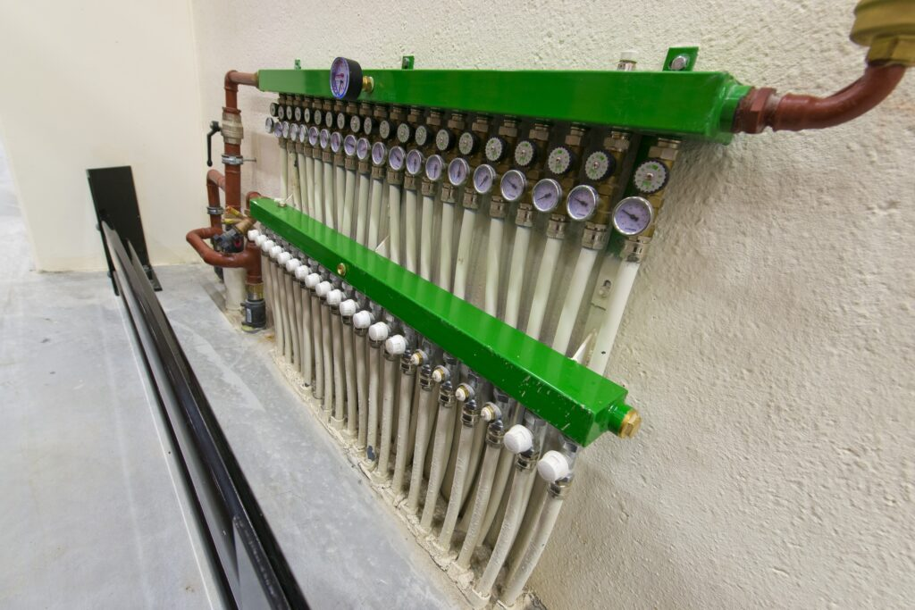 Hercuton realiseerde het state-of-the-art EMEA distributiecentrum met loft kantoor van Hitachi Vantara in Zaltbommel - installaties